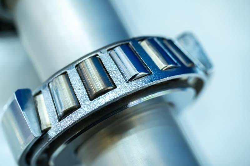 High lubricity metal part